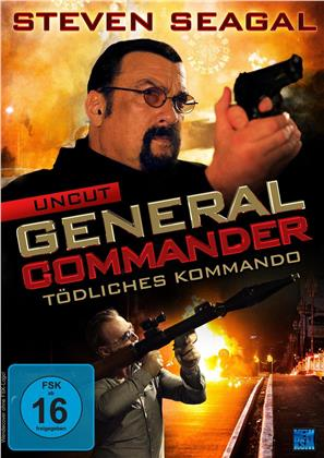 General Commander - Tödliches Kommando (2019) (Uncut)