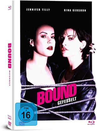 Bound (1996) (Collector's Edition Limitata, Mediabook, Blu-ray + DVD)