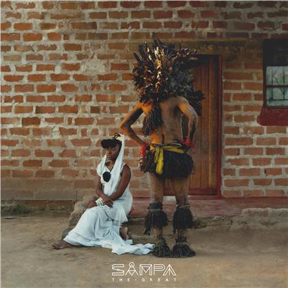 Sampa The Great - The Return (Colored, 2 LPs + Digital Copy)