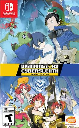 Digimon Story Cyber Sleuth (Complete Edition)