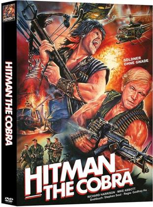 Hitman the Cobra (1987) (Cover A, Limited Edition, Mediabook, Uncut, 2 DVDs)