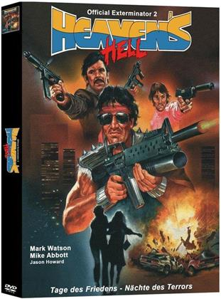 Heaven's Hell - Official Exterminator 2 (1987) (Cover B, Limited Edition, Mediabook, Uncut, 2 DVDs)