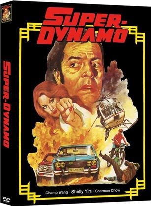 Super-Dynamo (1982) (Cover B, Limited Edition, Mediabook, Uncut, 2 DVDs)