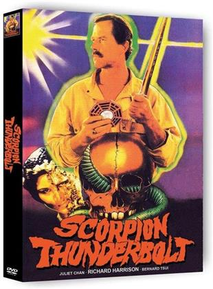 Scorpion Thunderbolt (1988) (Cover B, Limited Edition, Mediabook, Uncut, 2 DVDs)