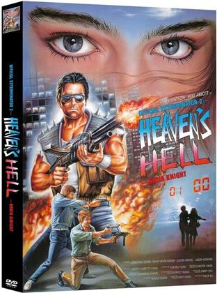 Heaven's Hell - Official Exterminator 2 (1987) (Cover A, Limited Edition, Mediabook, Uncut, 2 DVDs)