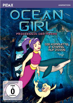 Ocean Girl - Prinzessin der Meere - Staffel 2 (Pidax Animation, 2 DVDs)