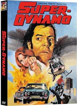 Super-Dynamo (1982) (Cover A, Limited Edition, Mediabook, Uncut, 2 DVDs)