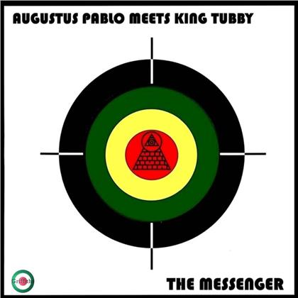 Augutus Pablo Meets King Tubby - The Messenger (Colored, LP)
