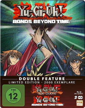 Yu-Gi-Oh! - Movie Collection - Der Film + Bonds Beyond Time (Limited Edition, Steelbook)