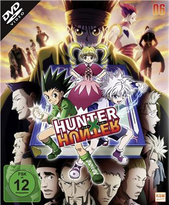 Hunter X Hunter - Vol. 6 (2011) (2 DVDs)