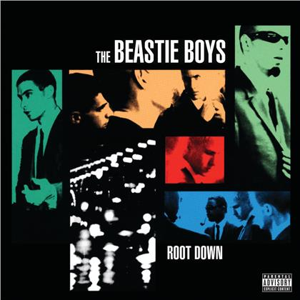 Beastie Boys - Root Down EP (2019 Reissue, Universal, LP)