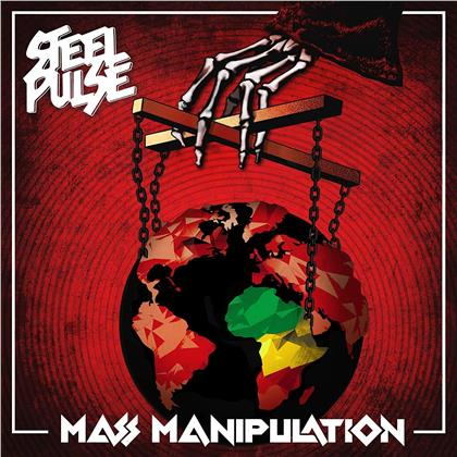 Steel Pulse - Mass Manipulation (2 LPs)