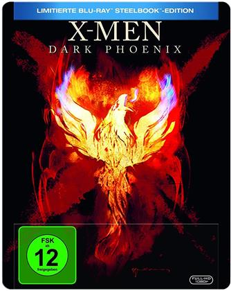 X-Men: Dark Phoenix (2019) (Edizione Limitata, Steelbook)