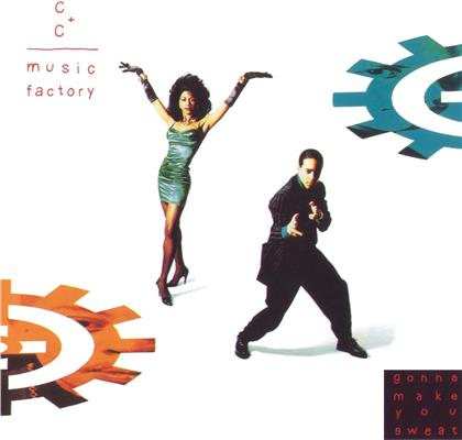 C&C Music Factory - Gonna Make You Sweat (2019 Reissue, Music On CD)