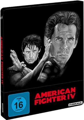 American Fighter 4 - Die Vernichtung (1990) (Limited Edition, Steelbook)