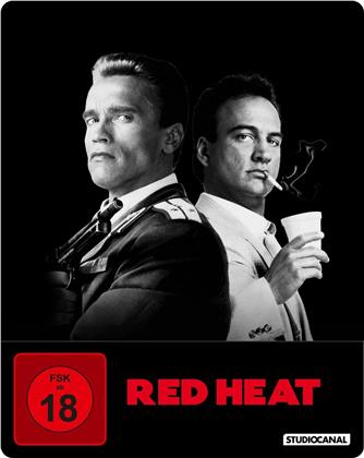 Red Heat (1988) (Limited Edition, Steelbook, Uncut)