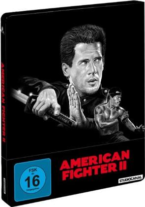 American Fighter 2 - Der Auftrag (1987) (Limited Edition, Steelbook)