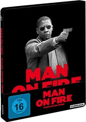 Man on Fire - Mann unter Feuer (2004) (Limited Edition, Steelbook, Uncut)
