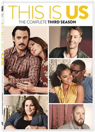 This Is Us - Season 3 (5 DVDs)