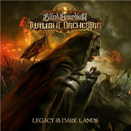 Blind Guardian`s Twilight Orchestra - Legacy of the Dark Lands (Picture Disc, 2 LPs)