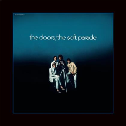 The Doors - The Soft Parade (50th Anniversary Edition, Deluxe Edition, LP + CD)