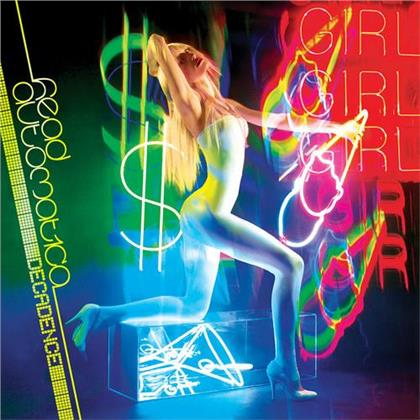 Head Automatica - Decadence (Headphone Records, 15th Anniversary Edition, Remastered, Purple Vinyl, LP)