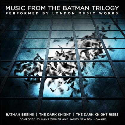 London Music Works, Hans Zimmer & James Newton Howard - Music From The Batman Trilogy - OST (2 LPs)