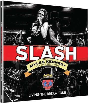 Slash & Myles Kennedy and The Conspirators - Living The Dream Tour (3 LPs)