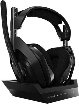 Astro Gaming A50 Headset 2019, Wireless Dolby 7.1 inkl. Base Sation (PS4, PC - MAC)