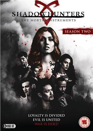 Shadowhunters: The Mortal Instruments - Season 2 (5 DVDs)