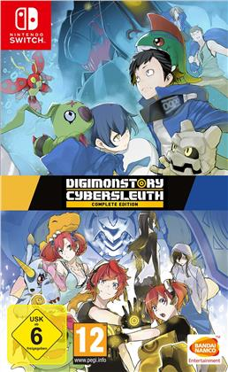 Digimon Story - Cyber Sleuth (Complete Edition)