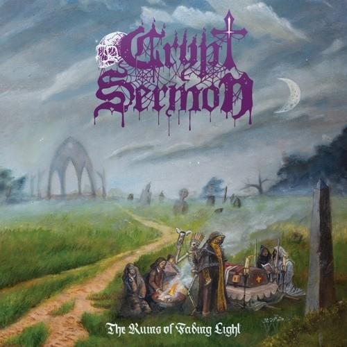 Crypt Sermon - The Ruins Of Fading Light (LP)