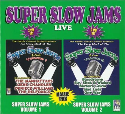 Super Slow Jams Live 1/2