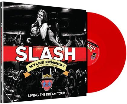 Slash & Myles Kennedy and The Conspirators - Living The Dream Tour (Colored, 3 LPs)