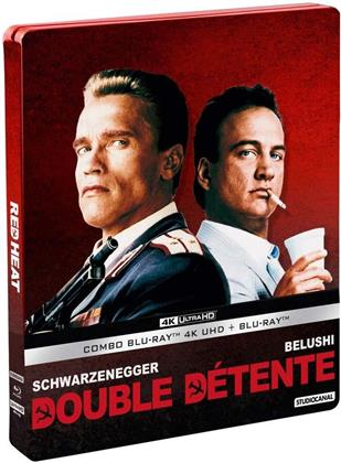 Double détente (1988) (Edizione Limitata, Steelbook, 4K Ultra HD + Blu-ray)