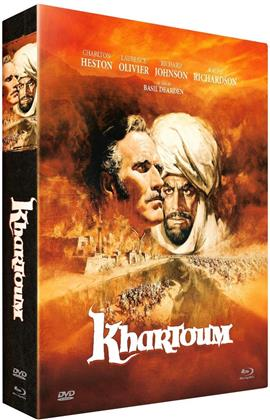 Khartoum (1966) (Collector's Edition, Blu-ray + DVD)
