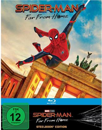 Spider-Man: Far From Home (2019) (Limited Edition, Steelbook)
