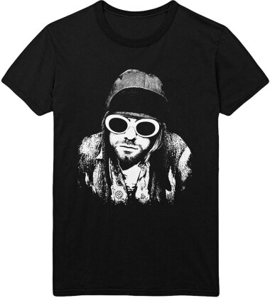 Kurt Cobain Unisex Tee - One Colour