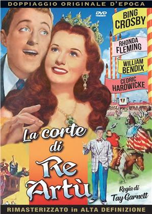 La corte di re Artù (1949) (Doppiaggio Originale D'epoca, HD-Remastered, Neuauflage)