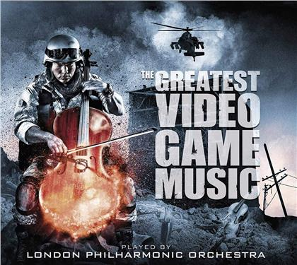 Andrew Skeet & London Philharmonic Orchestra - The Greatest Video Game Music (2 LPs)
