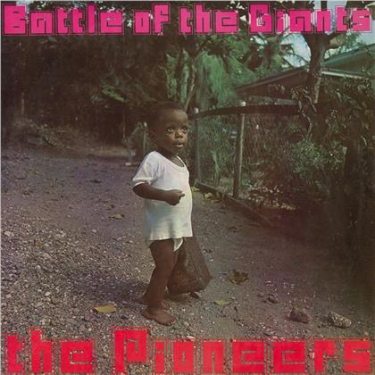 Pioneers - Battle Of The Giants (Music On Vinyl, 2019 Reissue, LP)