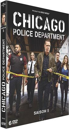 Chicago Police Department - Saison 5 (6 DVDs)