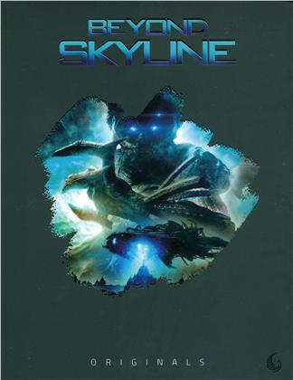 Beyond Skyline (2017) (Originals, Special Edition, Blu-ray + DVD)