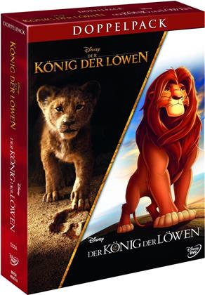 Der König der Löwen - 2 Movie Collection (2 DVDs)