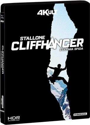 Cliffhanger - L'ultima sfida (1993) (4Kult, 4K Ultra HD + Blu-ray)