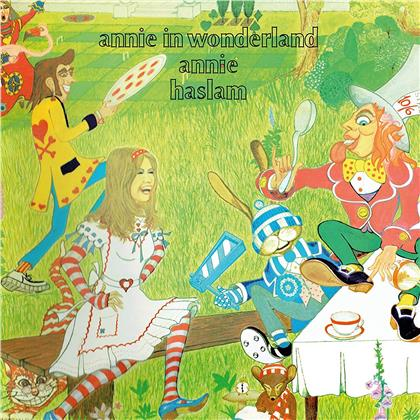 Annie Haslam - Annie In Wonderland (2019 Reissue, Remastered)