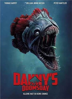 Danny's Doomsday - Allein hast du keine Chance (2014) (Cover B, Limited Edition, Mediabook, Blu-ray + DVD)