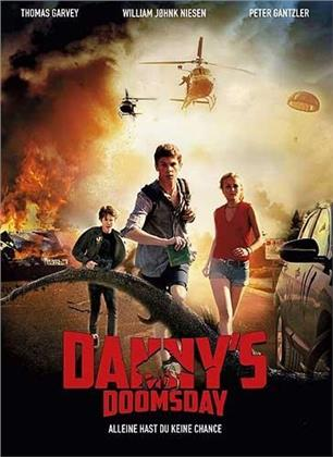 Danny's Doomsday - Alleine hast du keine Chance (2014) (Cover D, Limited Edition, Mediabook, Blu-ray + DVD)