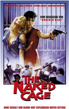 The Naked Cage (1986) (Cover A, Limited Edition, Mediabook, Blu-ray + DVD)