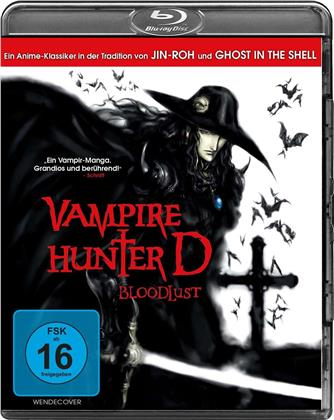 Vampire Hunter D - Bloodlust (2000)
